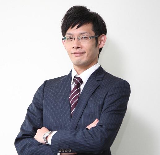 店長の田中です!画像